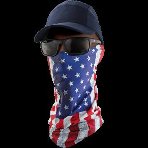 Global Glove Multi-Function Neck Gaiter American Flag