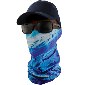 Global Glove Multi-Function Neck Gaiter Underwater