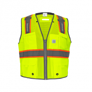 Global GLO-15LED High-visibility Safety Vest with LED Lights