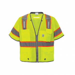 Global FrogWear® HV Premium Surveyors LED Safety Main